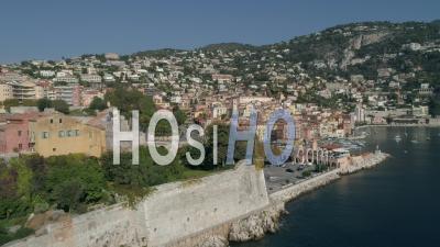 Port De Villefranche-Sur-Mer, Vidéo Drone