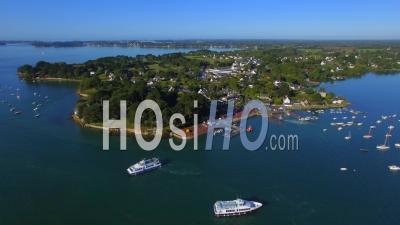 The Harbor Of Baden - Vidéo Drone