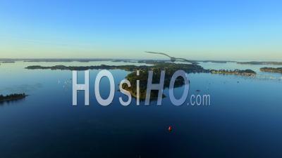 The Ile Aux Moines - Vidéo Drone
