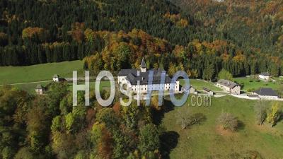 Abbaye De Tamie - Video Drone Footage