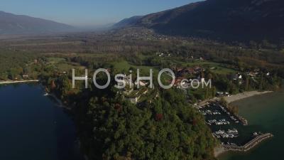 Château De Chatillon, Vidéo Drone