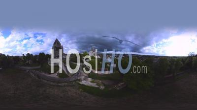 360 Provins, Vidéo Drone