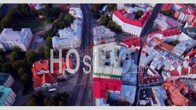 Tallinn Marathon 2018- Vidéo Drone