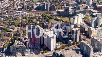 Croydon Filmé Par Cessna