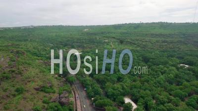 The Hill Near Bamako, Video Drone Footage