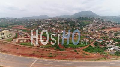 City Of Yaounde, Video Drone Footage