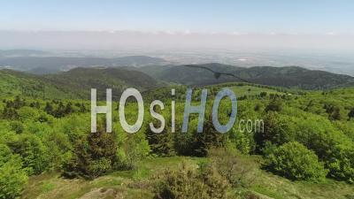 Forêt Des Hautes-Vosges, Vidéo Drone