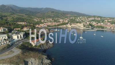 Port Maritime De Collioure, Vidéo Drone
