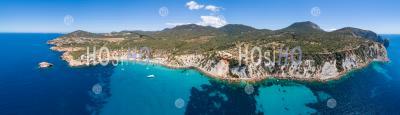 Ibiza Coast - Aerial Photography