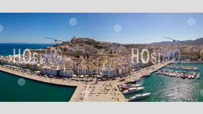 City Of Ibiza - Aerial Photography