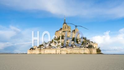 Timelapse Au Mont Saint-Michel