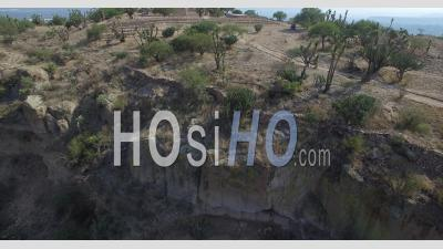 Pahnu Ceremonial Center In Guatemala - Video Drone Footage