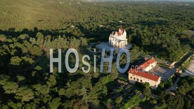 Château De Valmy, Vidéo Drone