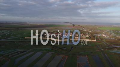 Brouage Vidéo Drone