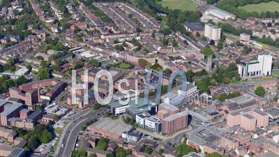 Derby City Center Filmé Par Cessna