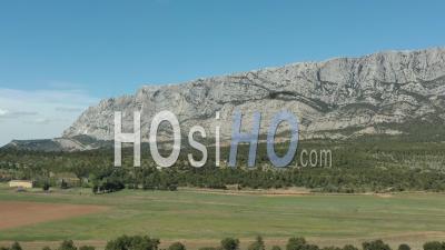 Montagne Sainte-Victoire, Provence - Vidéo Drone