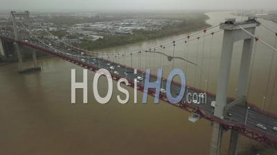 Pont D'aquitaine - Vidéo Drone