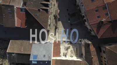 Rue Haute-Cité, Pendant Le Confinement De Covid-19 - Vidéo Drone