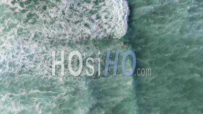 Belle Ile En Mer View By Drone