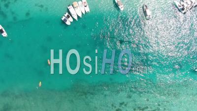 Inlet Haulover / Plage / Sandbar (une Semaine Avant Le Confinement) - Vidéo Par Drone