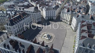 Nantes Aerial Videos, photos by drone and timelapses of Nantes from above