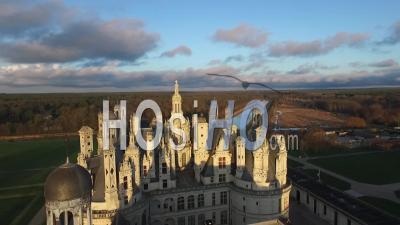 Le Majestueux Château De Chambord - Vidéo Drone