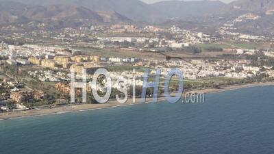 Andalusian Coast Between Marbella And Gibraltar