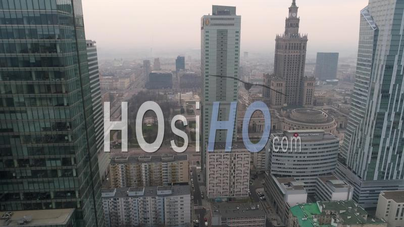 Aerial images and footage of Poland, Eastern Europe