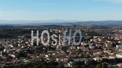 Cité De Carcassonne, Vidéo Drone