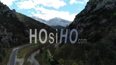 Mont Canigou - Vidéo Aérienne Par Drone