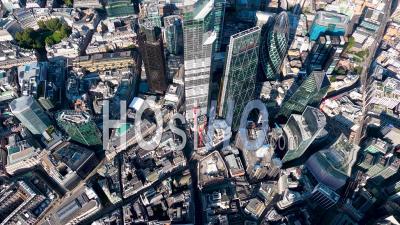 City Of London Towers, Londres, Filmé Par Pa-34