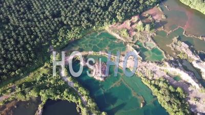 Vue Aérienne Frog Hill - Vidéo Drone