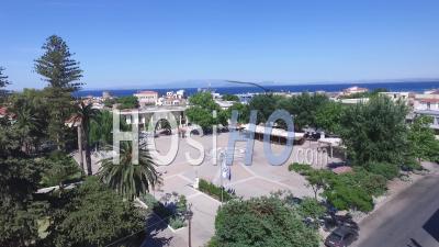 Île De Chios - Vidéo Par Drone