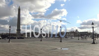 Place Of Concorde In Paris