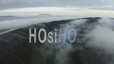 Alcedo - Darwin - Wolf Volcanos In Isabela Island - Video Drone Footage