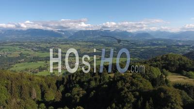 Massif Du Saleve - Haute-Savoie - Video Drone Footage