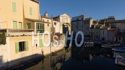 Martigues, The Venice Of Provence, Seen By Drone