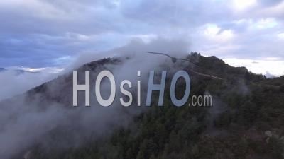 Canigou Peak - Video Drone Footage