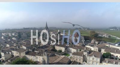 Village Saint-Emilion, Vidéo Drone
