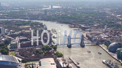 Tower Bridge, City Of London, London