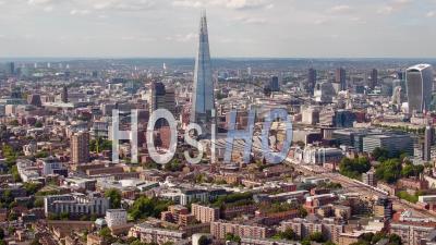 Le Shard Et La Ville De Londres