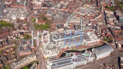 Centre Commercial Oracle, Reading Railway Station Et Town Center, Reading
