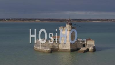 Fort Louvois, Seen By Drone
