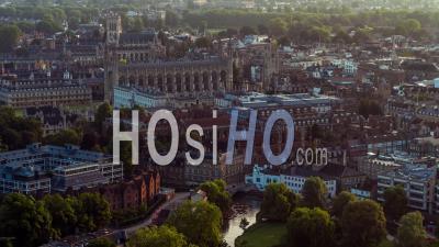 Cambridge - Video Drone Footage