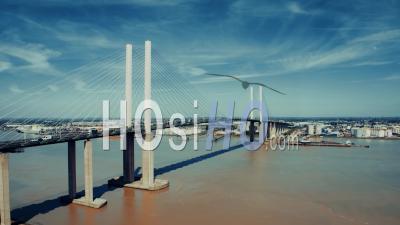 Dartford Et Qeii Bridge, Vidéo Drone