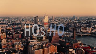 The City Of London - Video Drone Footage