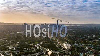 Croydon, Quartier Centre, Vidéo Drone