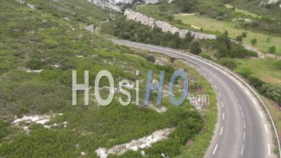 Envol Du Drone, Route De Niolon